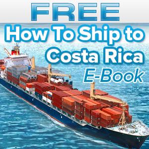 Costa Rica Shipping